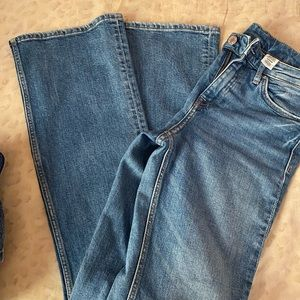H&M bootcut fit